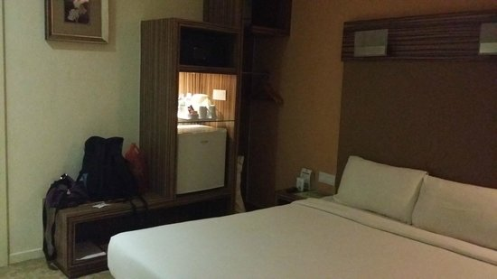 Hotel Sentral Kuantan: Room View 1