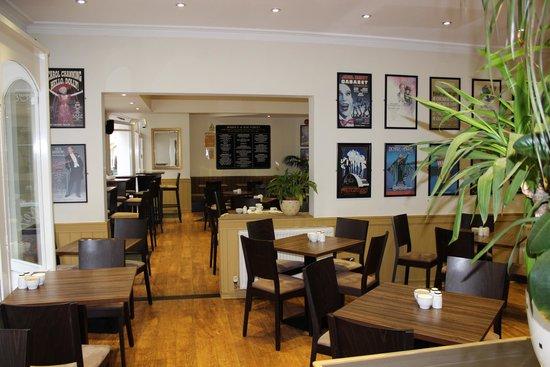 Boddy's of Bar Street Cafe: Boddy's Interior