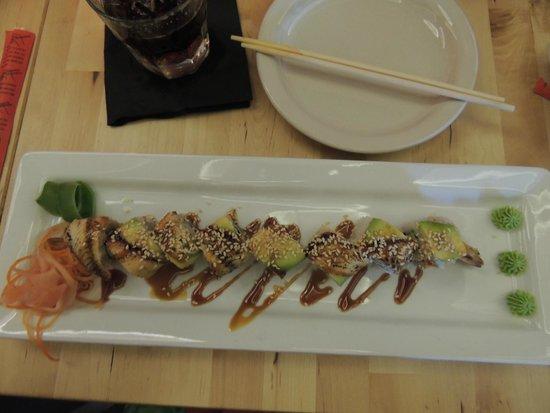 Sur Club Sushi Bar: Sushi