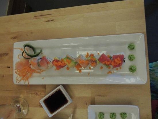 Sur Club Sushi Bar: More Sushi