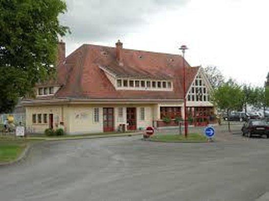 Crêperie de la Gare de l'Avenue Verte : CREPERIE DE LA GARE DE L'AVENUE VERTE