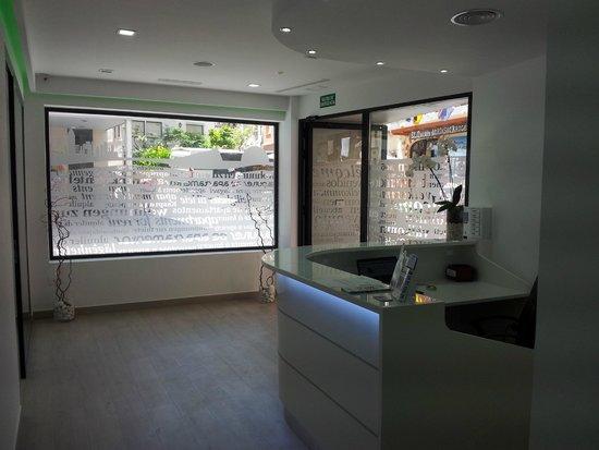 Don César Apartments: Apartment internal entrance