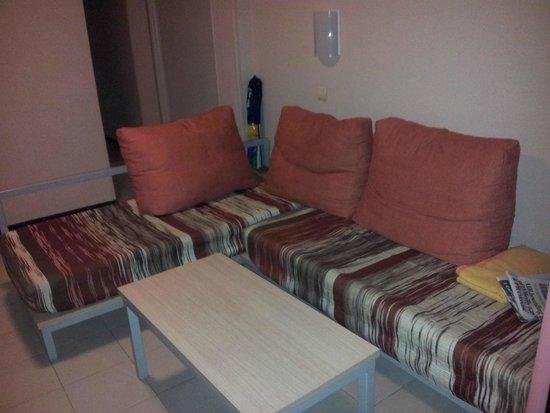 Don César Apartments: Sitting Room