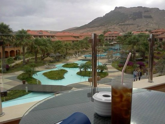 Pestana Porto Santo All Inclusive & Spa Beach Resort: Resort