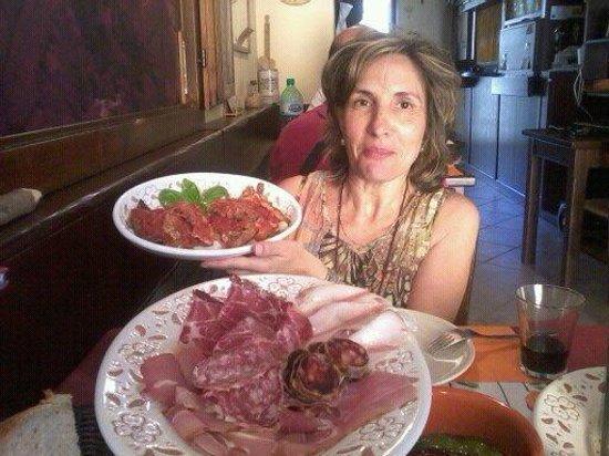 Osteria dei Borboni : Antipasto Maestoso