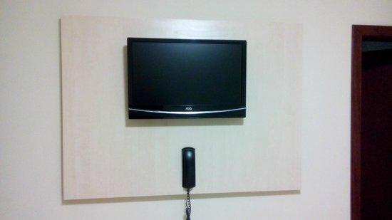 Pousada Dein Haus: TV