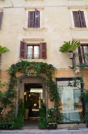 Hotel Gabbia d'Oro: Hotel Gabbia d' Oro