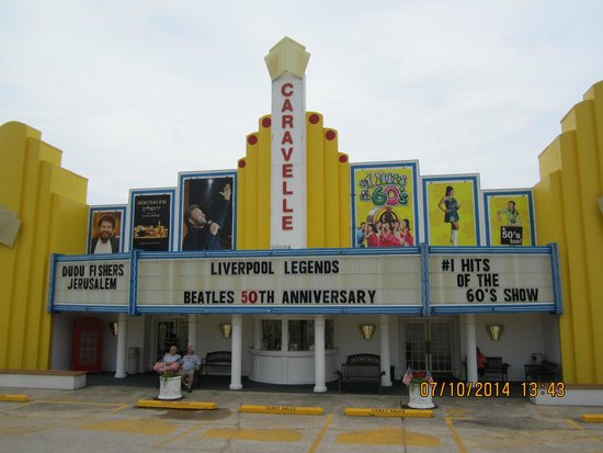 The Caravelle Theatre