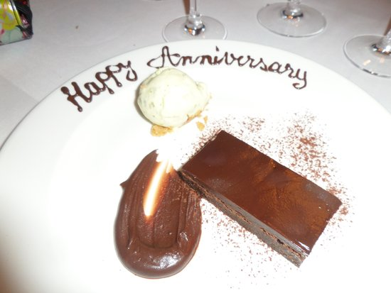Macdonald Linden Hall Golf & Country Club: Anniversary wishes