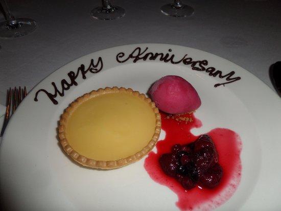 Macdonald Linden Hall Golf & Country Club: Happy Anniversary