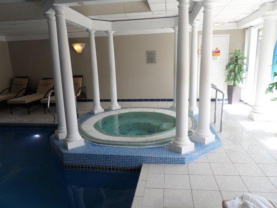 Macdonald Linden Hall Golf & Country Club: Jaccuzi