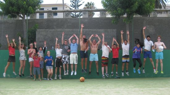 Pestana Porto Santo All Inclusive & Spa Beach Resort: The best Pestana Porto Santo baskettball team