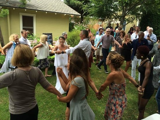 Arabella Laguna: Plenty of space for dancing and celebrating