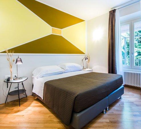 Gli Scoiattoli Hotel Restaurant: Camera familiare con terrazzo Gli Scoiattoli Bivigliano