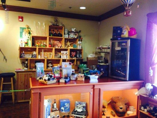 Pennypickle's Workshop - Temecula Children's Museum: Retail shop