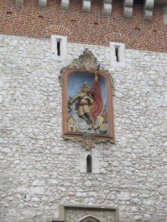 St. Florian's Gate (Brama Florianska) : St Florian