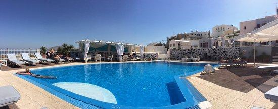 Dream Island Hotel: Swimmingpool