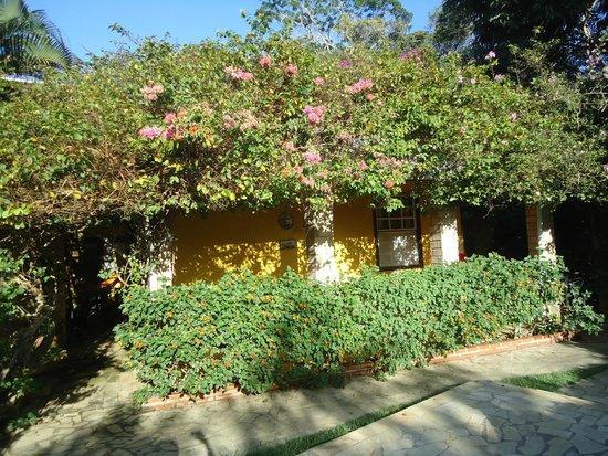 Telhado Verde by HTL: Vista do apartamento