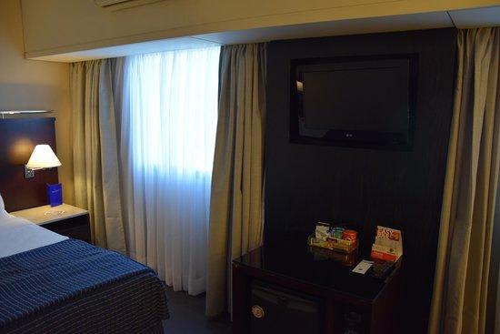 Tryp Sao Paulo Iguatemi Hotel: Номер
