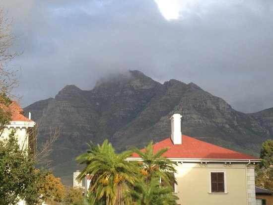 Cape Heritage Hotel : roof view