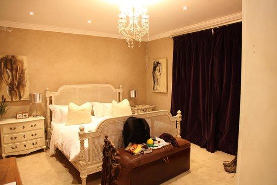 Cape Heritage Hotel: room