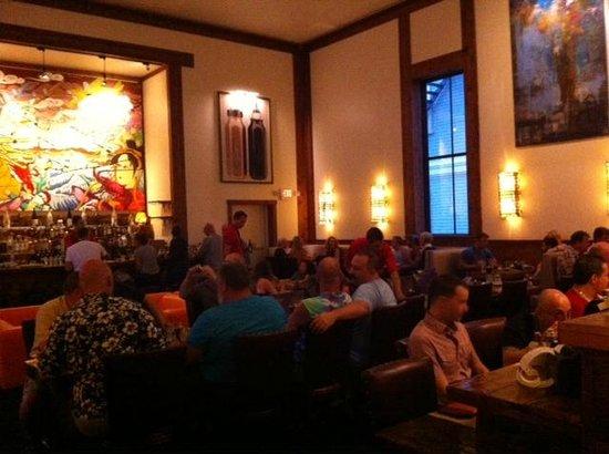 Saki: The Dining Room