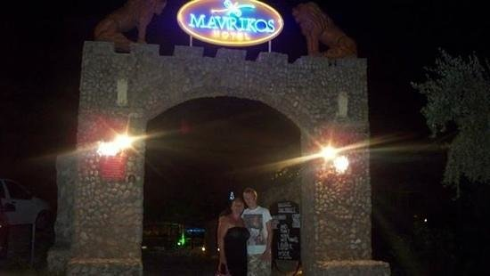Altura Hotel: me and my eldest son