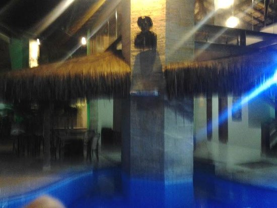 Quinta do Sol Praia Hotel: AREA DA PISCINA