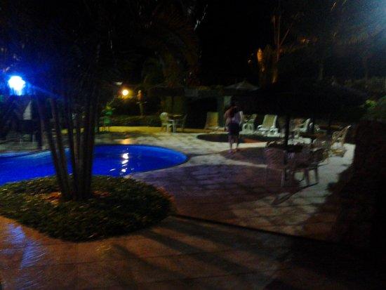 Quinta do Sol Praia Hotel: AREA EXTERNA