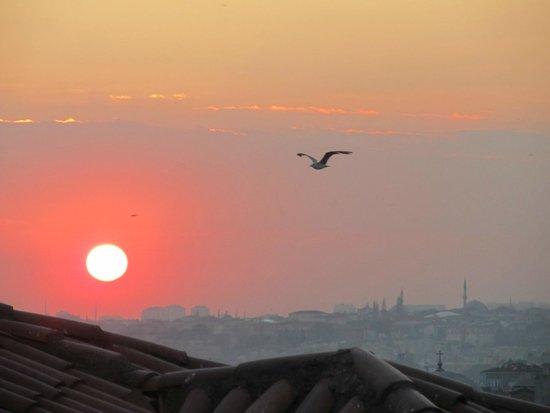 Rumours Inn : Sonnenuntergang