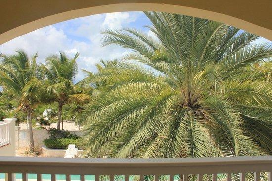 Atlantic Ocean Beach Villas: Our view from the Orchid Villa