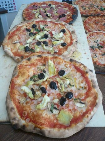 Itanolo: pizzette