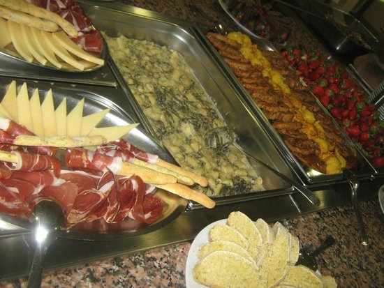 hotel Bisevo: Dalmatian Dinner