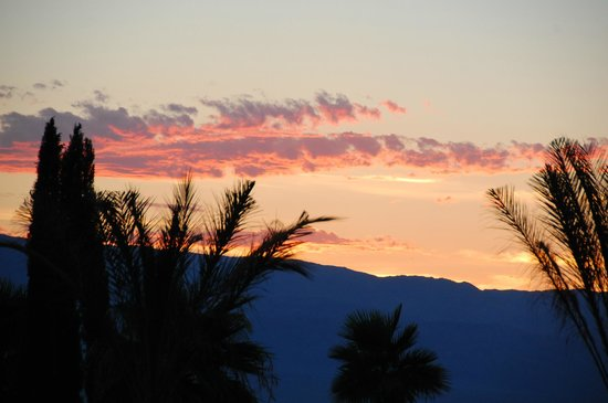 The Ritz-Carlton, Rancho Mirage: sunrise