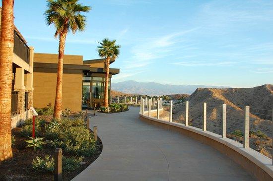 The Ritz-Carlton, Rancho Mirage: grounds