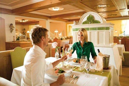 Hotel Ubergossene Alm : Restaurant