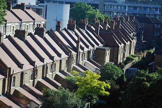 Hampton by Hilton London Waterloo: Quiet neighborhood