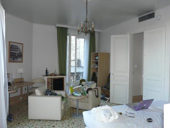 Hotel Oceania Le Métropole: Room 209
