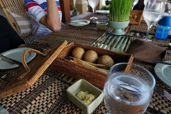 Wapa's Restaurant: Food