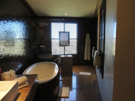 Royal Palm Beachcomber Luxury Marrakech: BAGNO