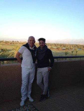 Fairmont Royal Palm Marrakech : VISTA IMPAGABILE