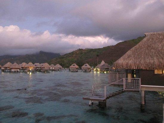 Hilton Moorea Lagoon Resort & Spa : El hotel
