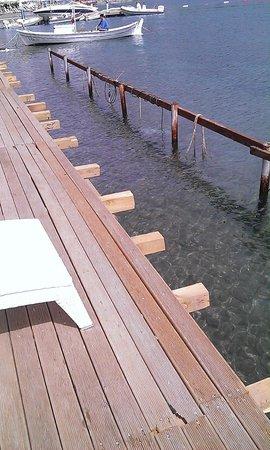 Hotel Turkbuku Inn: tamamlanmamış açılmamış beach diğer ücretli beachlere gitmek zorundasınız