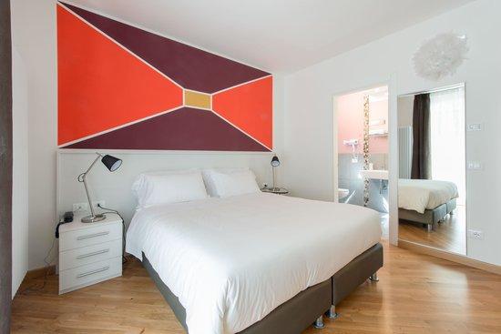 Gli Scoiattoli Hotel Restaurant: Camera matrimoniale Gli Scoiattoli Bivigliano