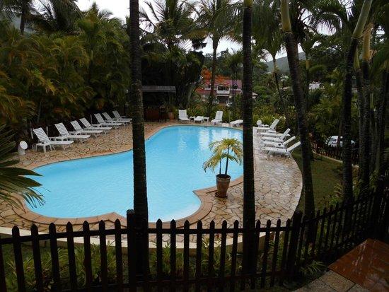 Habitation Grande Anse : Piscina