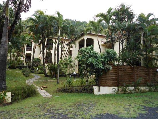 Habitation Grande Anse : blocco appartamenti