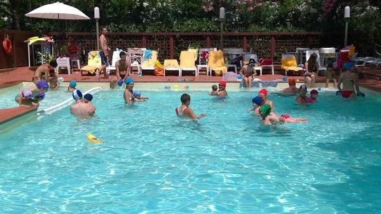 Hotel Baltic: Lezione di acquaticità per bambini
