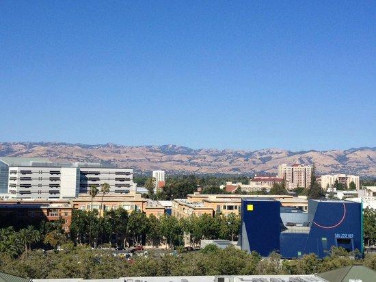 The Fairmont San Jose : Daytime View