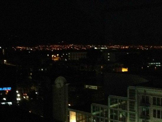 The Fairmont San Jose : Evening View
