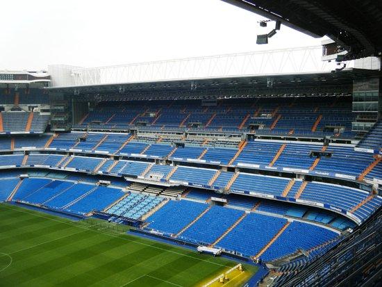 Santiago-Bernabéu-Stadion: Bernabeu Stadium (Estadio Santiago Bernabeu)